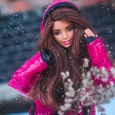 """Made to Move Barbie by Astramaore #barbie #barbiedoll #barbiefashion…"