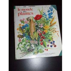 Le Monde Des Plantes de marcelle verité