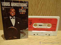 LOUIS ARMSTRONG. ALL STARS. MC / DISCOPHON - 1975 / CALIDAD LUJO