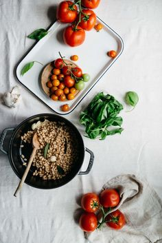 Vegan Capresesalat |  Dolly und Haferflocken