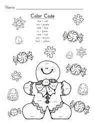 gingerbread man worksheets for kindergarten - Google Search