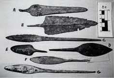 Middle Bronze Age weapons technology found in Wisconsin. The elephant in the room that archaeologists continue to deny.