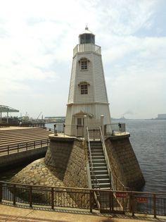 Old Sakai Lighthouse, Japan