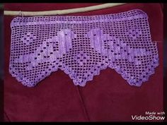 Crochet Edging Pattern Butterfly Edging on eBid United States Crochet Flower Tutorial, Crochet Lace Edging, Crochet Borders, Crochet Cross, Filet Crochet, Easy Crochet, Crochet Flowers, Crochet Designs, Crochet Patterns