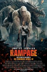 You are watching the movie Rampage on Primatologist Davis Okoye shares an unshakable bond with George, the extraordinarily intelligent, silverback gorilla who has been in his care since birth. Streaming Vf, Streaming Movies, Hd Movies, Movies Online, Rampage Movie, Johnny English Reborn, Silverback Gorilla, Film D