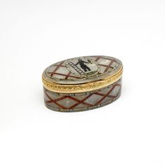 Snuffbox | V&A Search the Collections