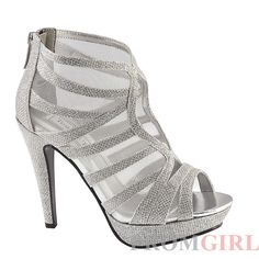 b1c3fdfd0785 7 Best Prom Shoes- Silver images