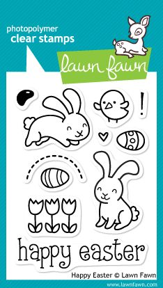 Lawn Fawn Stamps. Maybe I should make easter cards...?