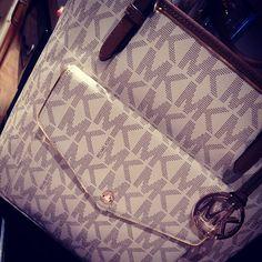 Michael Kors Handbags Shop Michael Kors for jet set luxury - designer handbags, watches, jewelry, shoes #Michael #Kors #Handbags