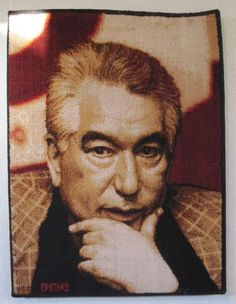 Chingiz Aitmatov, the celebrated kyrgyz author