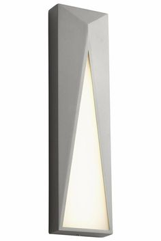 Elif LED Outdoor Wall Sconce by Oxygen Lighting