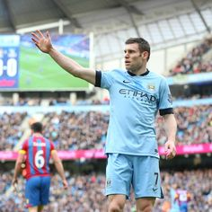 James Milner has made his way over to Liverpool this summer. He was at Manchester City for five years.