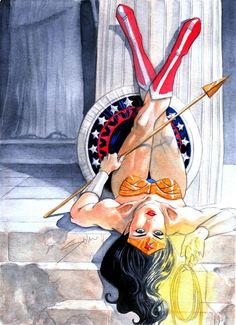 Wonderwoman by ~Sonia-bessona...hot!