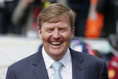 Today is King Willem-Alexander of the Netherlands' birthday. Here he is last year, celebrating King's Day.