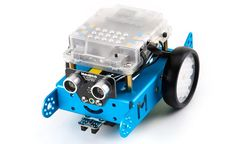 Makeblock mBot Kit - STEM Education - Arduino - Scratch - Programmable Robot Kit for Kids to Learn Coding, Robotics and Electronics - Blue(Bluetooth Version - Family Prefer) E Book Reader, Arduino, Science Kits, Stem Science, Robot Kits For Kids, Programmable Robot, Educational Robots, Smart Robot, Rc Robot