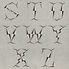 Armin Haab, Diamond featured in Lettera 2 by Armin Haab & Walter Hættenschweiler, New York, 1961""