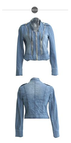 Knows What She Wants Denim Jacket  $27.72  http://mexyshop.myshopify.com/collections/0828/products/3118