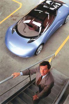 1994 Fioravanti Sensiva concept