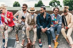 MenStyle1- Men's Style Blog - Pitti Uomo 88 part 5. FOLLOW : Guidomaggi Shoes...
