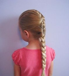 ToManiere: 25 Cute Hairstyle Ideas for Little Girls