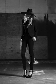 Saint Laurent Spring '13, still not over it www.theadventuresofapinkchampagnebubble.com