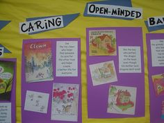 PYP Profile example books by katie appleton day, via Flickr Ib Classroom, First Grade Classroom, Classroom Ideas, Ib Learner Profile, International Baccalaureate, Poster Display, Teaching Reading, Teaching Ideas, First Year Teachers
