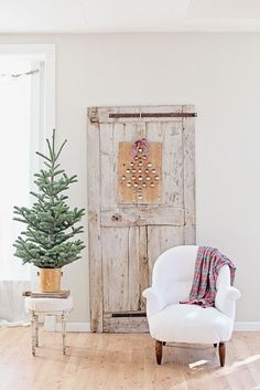 unique #adventcalendar #dreamywhites #holidayideas on #hellolovely #hellolovelystudio