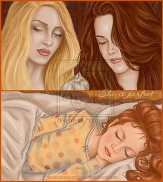 Breaking Dawn Part 2: renesmee sleeping