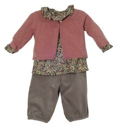Chic Baby Dresses | Designer Baby: Look As Chic As the French!