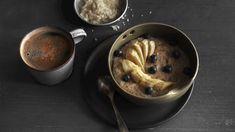 Grahams - og Boghvedegrød med ingefærsukker Best Breakfast, Graham, Pudding, Desserts, Food, Tailgate Desserts, Deserts, Custard Pudding, Essen