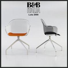 Стул B&B Italia Luta