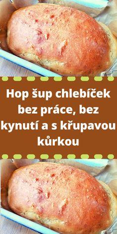 Czech Recipes, Hamburger, Pizza, Homemade, Baking, Health, Brot, Home Made, Health Care