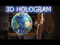 How To Make 3D BIG Hologram Projector - YouTube