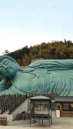 Fyuse - #南蔵院#涅槃像