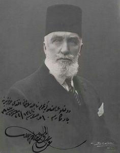 Abdülmecid II, the last Caliph of Islam from the Ottoman (Osman) Dynasty.