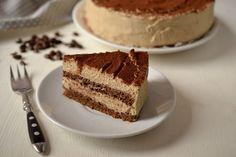 Nagy méretű kép Cake Cookies, Tiramisu, Fondant, Food And Drink, Ethnic Recipes, Cakes, Dios, Cake Makers, Kuchen