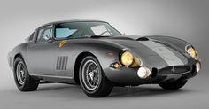Subastarán uno de los tres Ferrari 275 GTB/C Speciale by Scaglietti de 1964