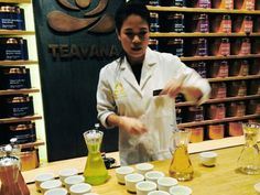 Tea Culture in America | ... tea shop in New York City in attempt to bring beverage into American