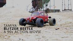 Tamiya Blitzer Beetle - A 90s Action Movie