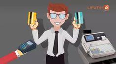 Bahaya Gesek Kartu Kredit di Mesin Kasir