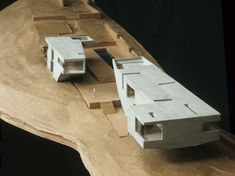 STEVEN HOLL ARCHITECTS - OCEANIC RETREAT