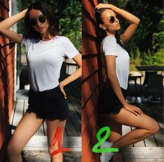 Photos Proving Anyone Can Become Hot For A Photo In Just A Second   FunMary Model Poses Photography, Best Photo Poses, Poses For Photos, Photo Tips, Photo Blog, Pic Pose, Foto Pose, Picture Poses, Poses Pour Photoshoot