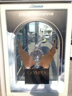 Launch of the New perfume ''Olympéa'' by Paco Rabanne with Franck Folly