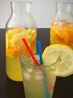 Limonada húngara – PALEOGOURMETE
