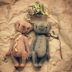 ♡ yuyu_by ♡ http://www.livemaster.ru/bearsbijou