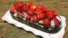 Aardbeienslof - Rudolph's Bakery | 24Kitchen Rudolfs Bakery, Food Vans, Sweet Bakery, Dutch Recipes, Cake Creations, High Tea, Bread Baking, Cake Cookies, No Bake Cake