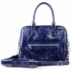 Chicago laptop bag - Midnight Blue