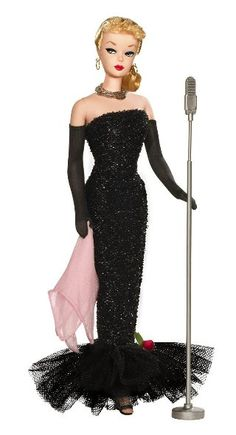 My all time faverite dress......my Barbie has the black hair