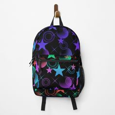 Gym Stuff, Stuff To Buy, Travel Stuff, Abstract Pattern, Fashion Backpack, Clutches, Traveling By Yourself, Print Design, Just For You