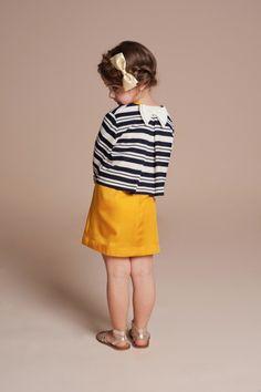 Hucklebones cool British kids fashion for spring 2014